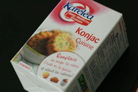 konjac cuisine de nouveaux partenaires pour zekitchounette zekitchounette