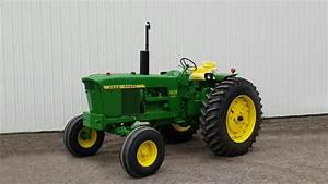 1969 John Deere 4020 Powershift