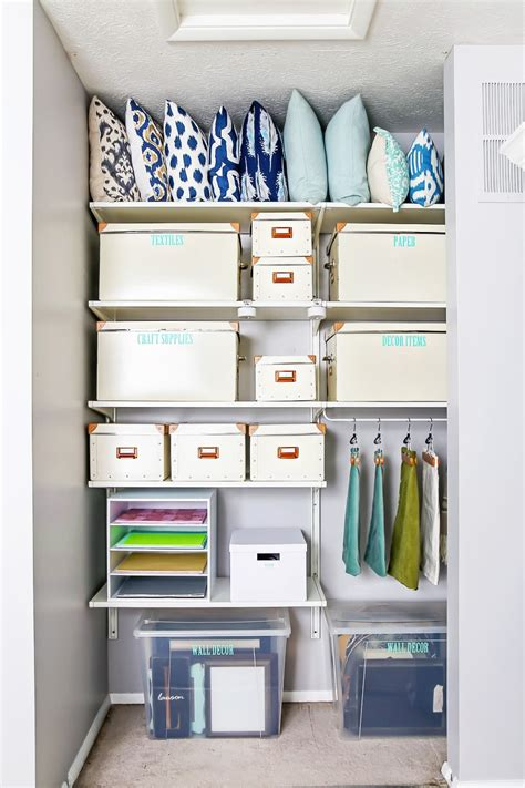 Tool Closet Organization Ideas by How To Use Labels To Organize Your Whole House Abby Lawson