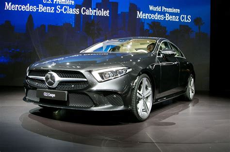 2019 Mercedes Benz Cla Class Overview And Price