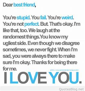 Tumblr best friends quotes