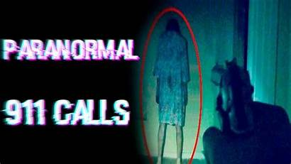 911 Scary Calls Paranormal True