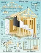 Shed Home Designs by Shed Plan Designs Building A Wooden Storage Shed Shed Blueprints