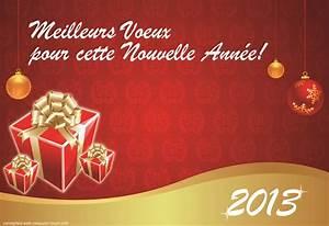 Carte De Voeux Gratuite A Imprimer Personnalisé : carte de voeux 2013 gratuite un cadeau du blog com le blog com ~ Louise-bijoux.com Idées de Décoration
