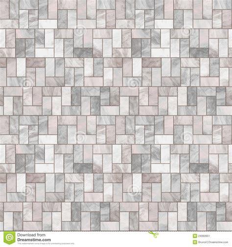 Grey Stone Floor Seamless Pattern Stock Illustration