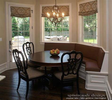 Kitchen Window Valance Ideas - upholstery for chairs cushions banquettes in illinois