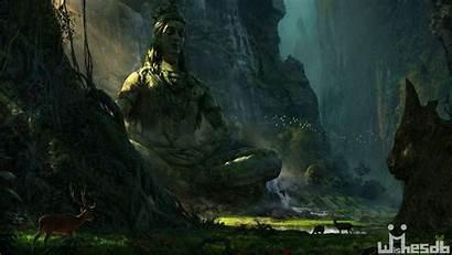 Shiva Lord Wallpapers Desktop Nature Pc Landscape