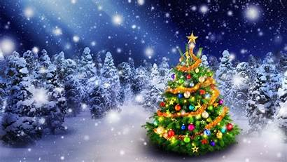 Merry Tree Wallpapers 1080p Hdtv Fhd