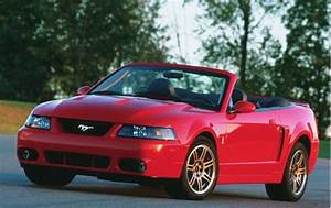 Used 2003 Ford Mustang Svt Cobra 10th Anniversary Pricing