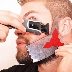 the beard ninja beard shaping tool template beard With goatee templates