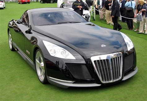 Maybach Car : David Warshofsky