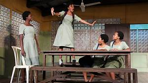 Off-Broadway Play 'African Mean Girls' Earns Raves For Its ...