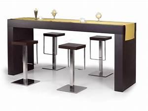 Table Haute Cuisine Table De Salle Manger Trendsetter