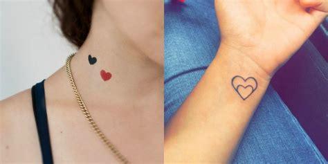 but cuisines tatouage cœur idées pour un petit tatouage stylé