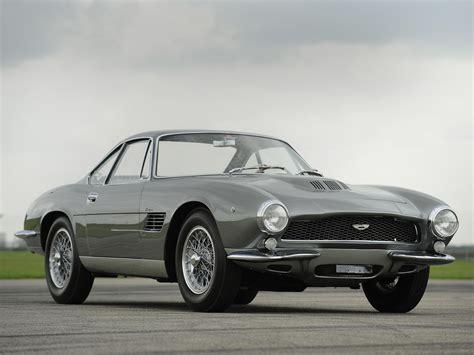 1961 Aston Martin Db4 Gt Bertone Jet Retro Supercar