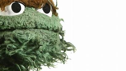 Oscar Grouch Sesame Street Wallpapers Background Pc