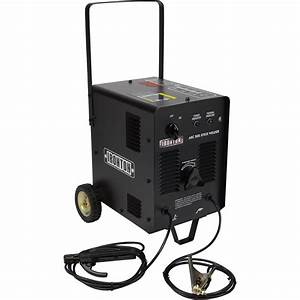 Ironton Arc 200 Ac Arc Welder  U2014 Transformer  230 Volt  65