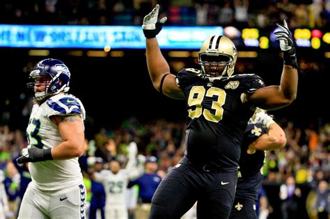 orleans saints players slated   step