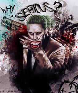 Joker Why so Serious