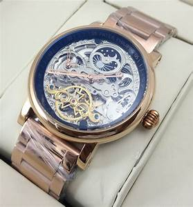 Patek Philippe Geneve Moonphase Skeleton Swiss Watch Best