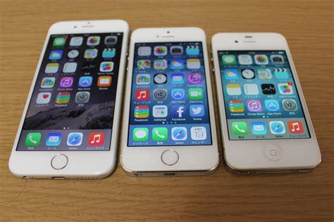 ipod vs iphone iphone 6の大きさは中途半端 5sのモバイル性とバランスの素晴らさを実感 it strike 1681