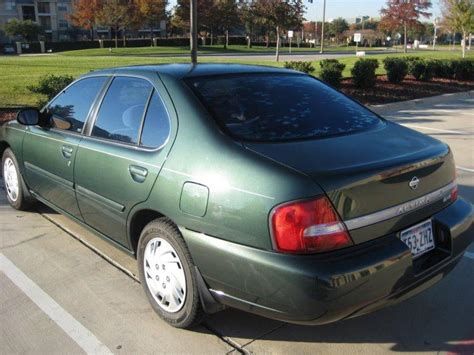 2000 Nissan Altima  Information And Photos Zombiedrive