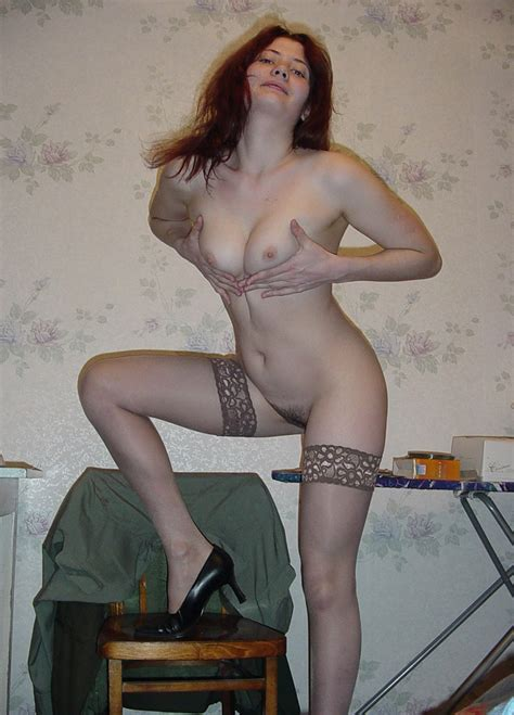 One Russian Milf Undresses At Home — Russian Sexy Girls