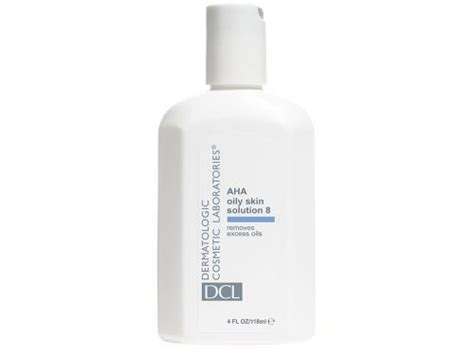 Shop DCL AHA Oily Skin Solution 8 at LovelySkin.com.
