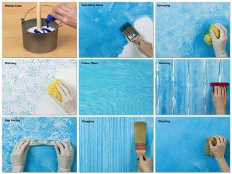 Wand Streichen Effekte by 65 Wand Streichen Ideen Muster Streifen Und Struktureffekte