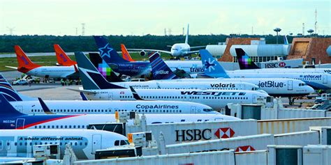 Cancun Airport sees passenger numbers double in 11 years