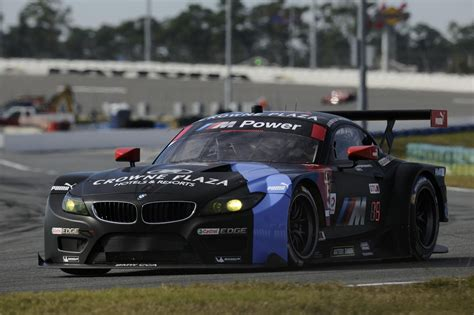 Bmw Racing  Bmw Finish In 7th And 8th Position At The