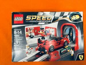 This set features a development center with a detailed test lab and wind tunnel, and a buildable lego® speed champions version of the ferrari fxx k car. LEGO 75882 Speed Champions Ferrari FXX K & Development ...