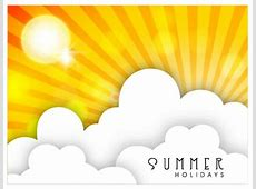 Beautiful Summer beach background 03 vector Free download