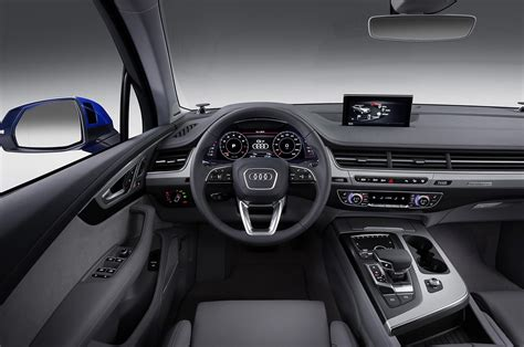 audi q7 interior 2016 audi q7 is one of the suv world s losers
