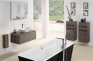 meubles salle de bain legato villeroy boch schmitt ney With meuble salle de bain villeroy et boch subway