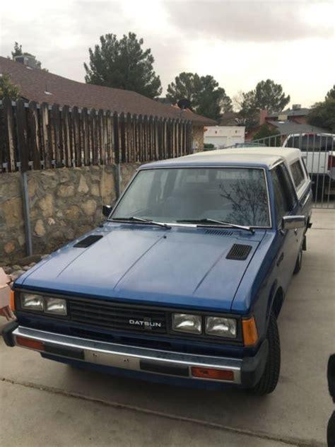 Datsun Diesel Truck by 1981 Datsun 720 Diesel Truck For Sale Photos