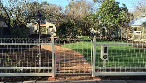 premium grade ornamental loop top fencing  long