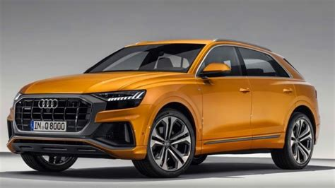 Audi Q8 2020 by New 2020 Audi Q8 Engine Exterior Interior And Price