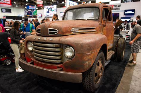 Www Ford Trucks by 1950 Ford F 6 Custom Is A Mad Wheelie Machine Ford
