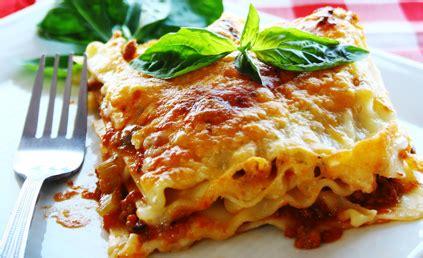 cuisine lasagne facile lasagnes faciles pour 6 personnes recettes à table