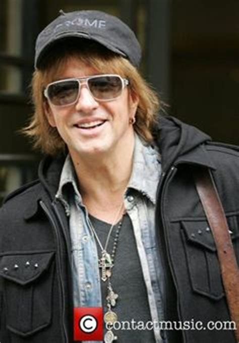 Richie Sambora Takes Teenage Daughter Ava Out For Spot