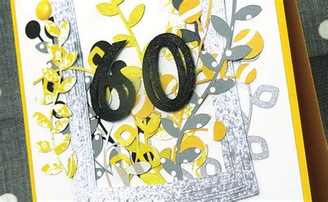 [2016] Carte Anniversaire 60 Ans