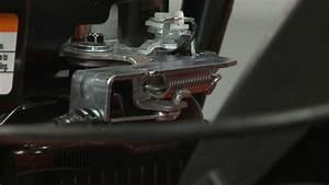Briggs  U0026 Stratton Small Engine Brake Spring Replacement