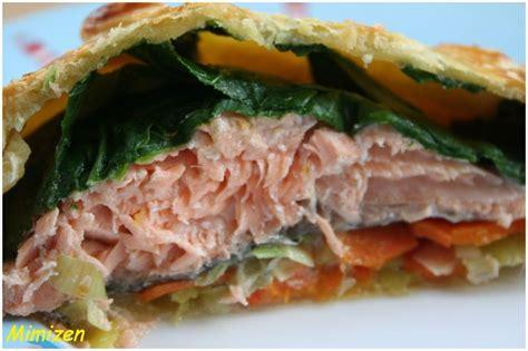 pate de saumon en croute saumon en cro 251 te 224 la julienne de l 233 gumes de mercotte mimi