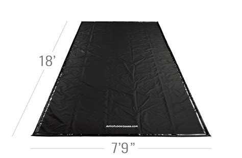Premium Auto Floor Guard   Low Cost Garage Containment Mats