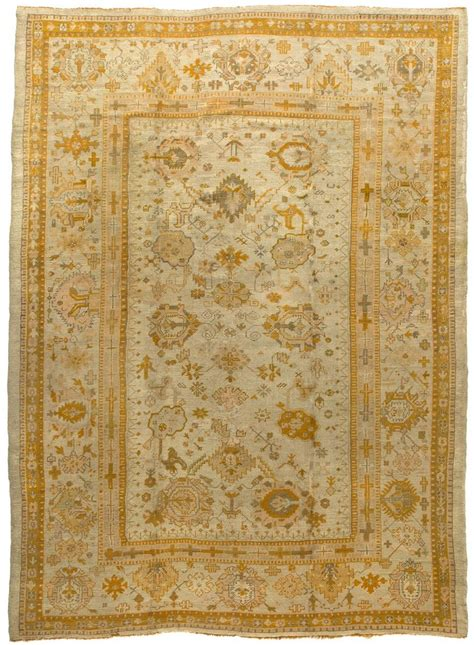 safavieh vintage rug rug ant125615 oushak antique area rugs by safavieh