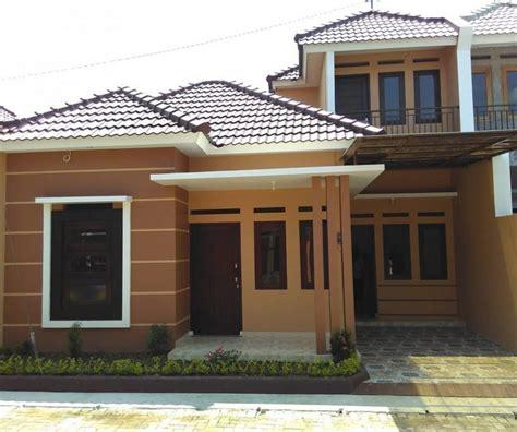 warna cat rumah minimalis  cocok kumpulan desain rumah