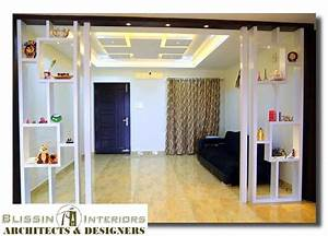 luxury designer partition 1 living room design urbanhomez With interior design for living room hyderabad