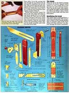DIY Woodworking Hand Tools • WoodArchivist
