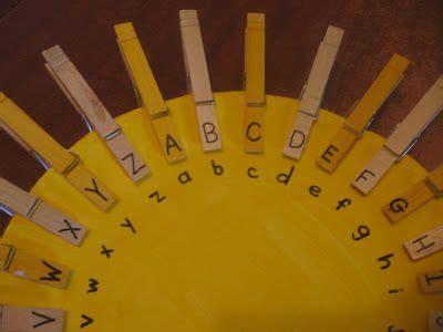 Alphabet Matching Sun Activity | Sun activity, Alphabet ...